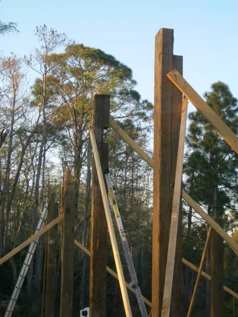 Finally started pole barn - 40x50 - Page 2